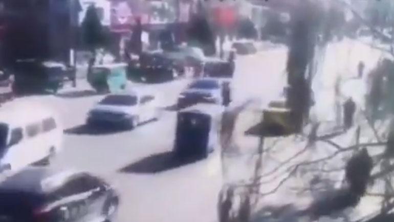 Κίνα: Αυτοκίνητο έπεσε πάνω σε μαθητές δημοτικού σχολείου. 5 νεκροί και 18 τραυματίες