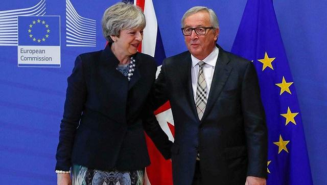 Κλείδωσε ο οδικός χάρτης για το Brexit: Αναμένονται δηλώσεις Μέι στο κοινοβούλιο