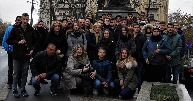 Οι μαθητές των ΓΕΛ και ΕΠΑΛ Βελεστίνου στα «χνάρια» του Ρήγα