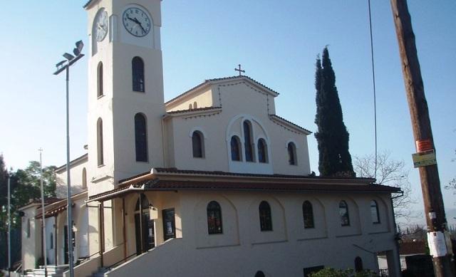 Πανηγυρίζει ο Ναός της Αγίας Αικατερίνης Βόλου