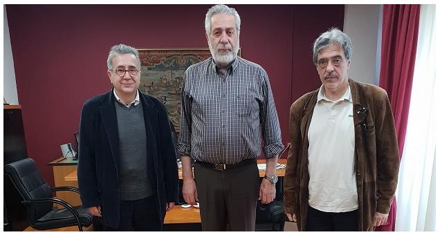 Συνεργασία για έργα ανάπτυξης του λιμανιού της Αμαλιάπολης