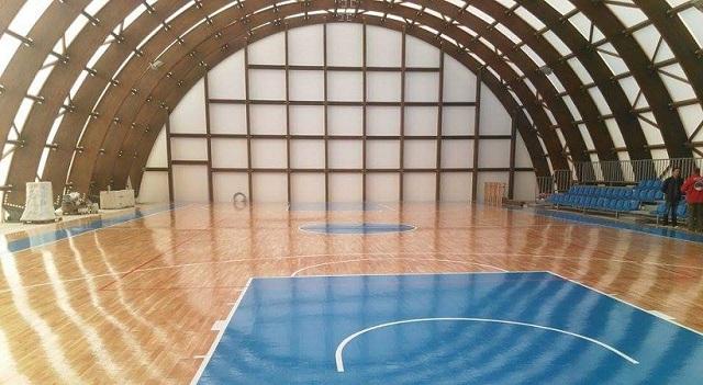 Νέος εξοπλισμός για το γήπεδο μπάσκετ της Σκιάθου