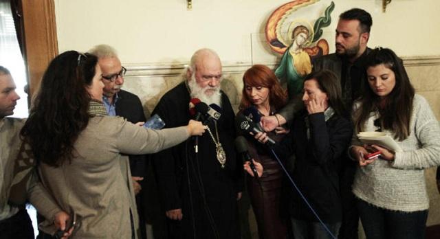 Αρχιεπίσκοπος: Αυτοκριτική, αλλά και βολές για…προσωπικές επιδιώξεις