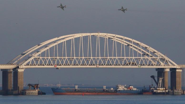 Θερμό επεισόδιο Ρωσίας-Ουκρανίας στην Μαύρη Θάλασσα