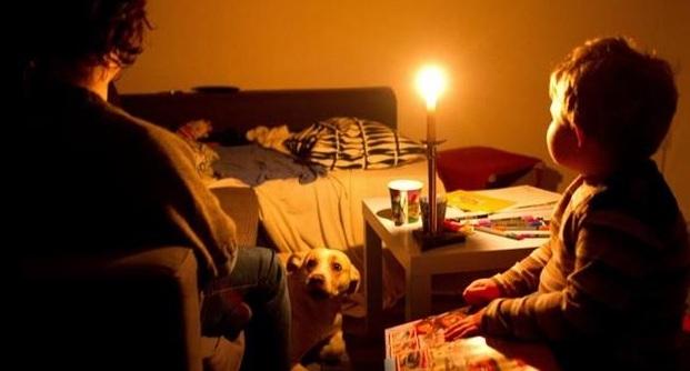 Δεκάδες οικογένειες στον Βόλο στο σκοτάδι