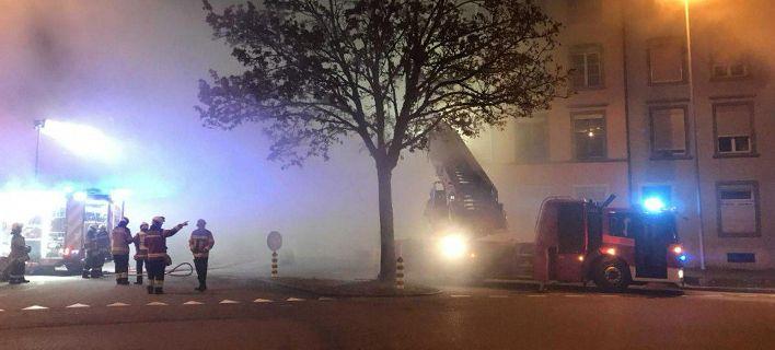6 νεκροί, ανάμεσά τους και παιδιά, από πυρκαγιά σε κτίριο στην Ελβετία