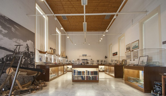 Σημαντική δράση αναπτύσσει το Μουσείο Ναυτικής Παράδοσης Σκιάθου