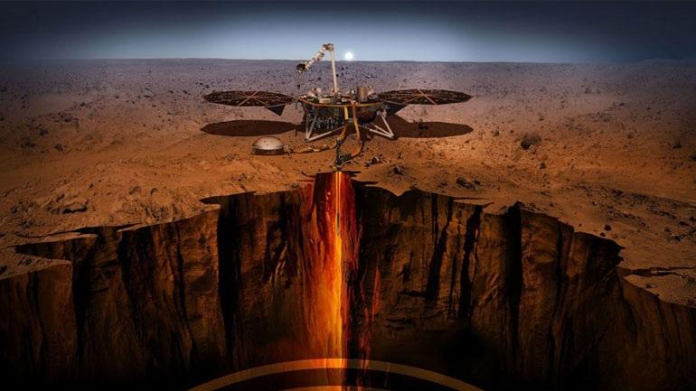 Δείτε ζωντανά τη προσεδάφιση του InSight στον Άρη