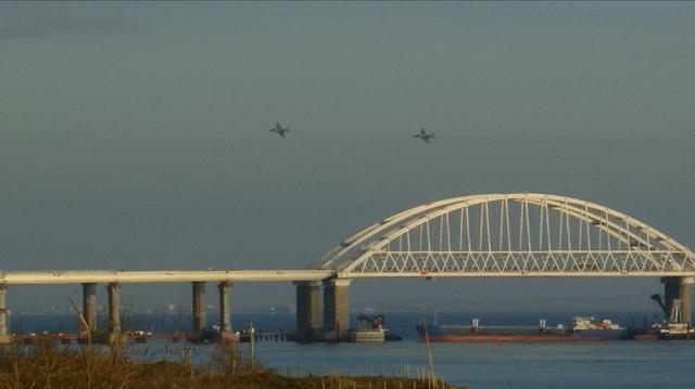 Επί ποδός πολέμου Ουκρανία και Ρωσία: Αγωνία για την κατάσταση στη Μαύρη Θάλασσα