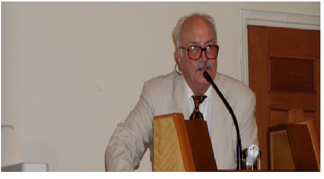 Ανακήρυξη του Κων/νου Ζούζουλα ως μεγάλου ευεργέτη της Εταιρείας Αστρονομίας