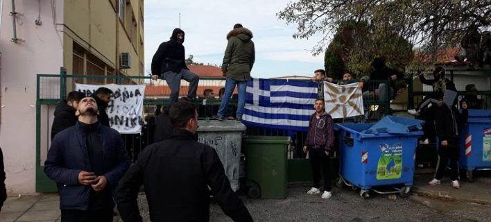 Μαθητικό συλλαλητήριο την Πέμπτη στα Προπύλαια, ενάντια στις «εθνικιστικές καταλήψεις» για τη Μακεδονία