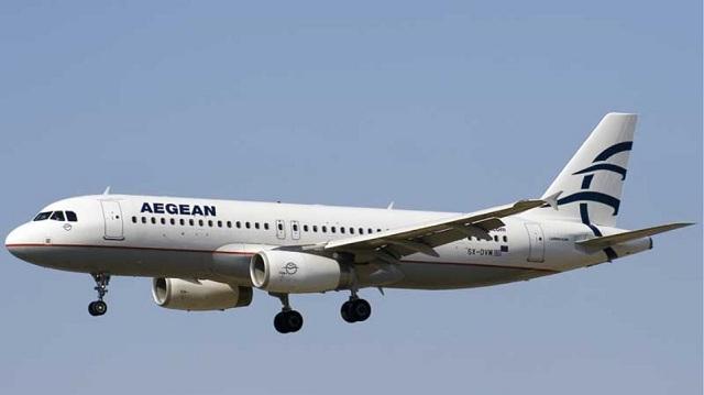 Περιπέτεια στον αέρα για πτήση της Aegean προς Καβάλα. Επέστρεψε στο «Ελ. Βενιζέλος»