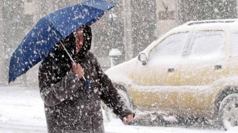 Έκτακτο δελτίο επιδείνωσης καιρού με κρύο, χιόνια, βοριάδες