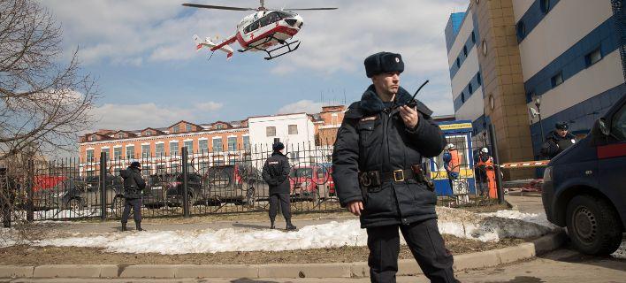 Συναγερμός για βόμβα στη Μόσχα: Εκκενώθηκαν σιδηροδρομικός σταθμός και 12 εμπορικά κέντρα