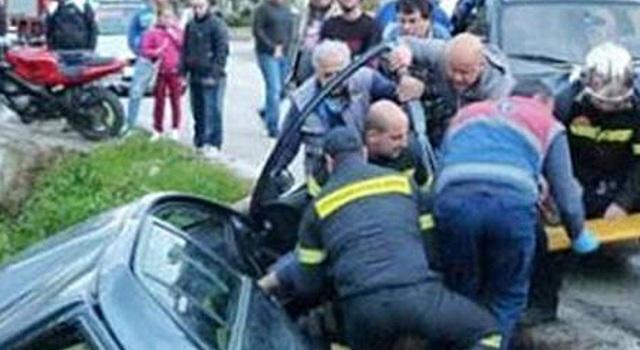 Τροχαίο με έναν 19χρονο νεκρό σε δρόμο καρμανιόλα της Εύβοιας