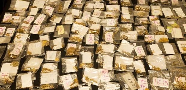 Αποκαλυπτικές συνομιλίες του κυκλώματος λαθρεμπορίας χρυσού. Ο ρόλος του γνωστού ενεχυροδανειστή