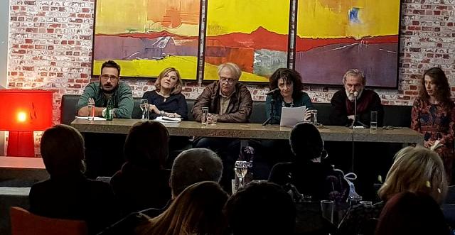 Παρουσιάστηκε στην Αθήνα η ποιητική συλλογή του Δημήτρη Κουτσιφέλη