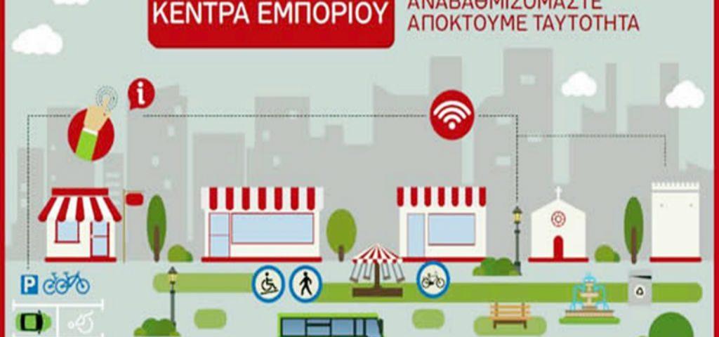 Υποβλήθηκε η πρόταση για το open mall της Καρδίτσας
