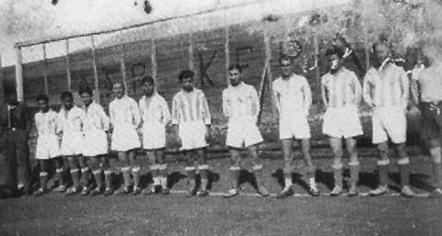 Γρηγόρης Καρταπάνης: Ποδοσφαιρικά του Βόλου 1921 – ΄25 (Μέρος Γ΄)