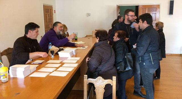 Στις κάλπες οι εργαζόμενοι στους δήμους της Μαγνησίας για τα υπηρεσιακά συμβούλια
