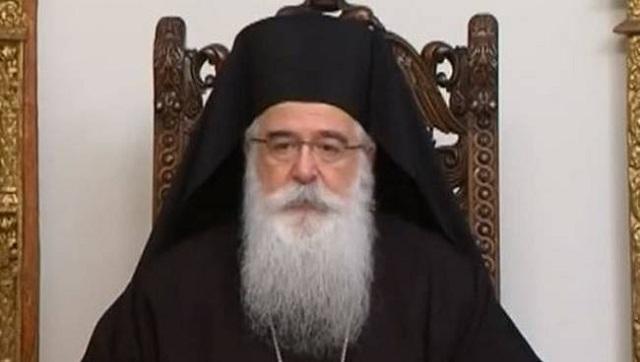 Δημητριάδος Ιγνάτιος: «Καμία αλλαγή στο άρθρο 3»