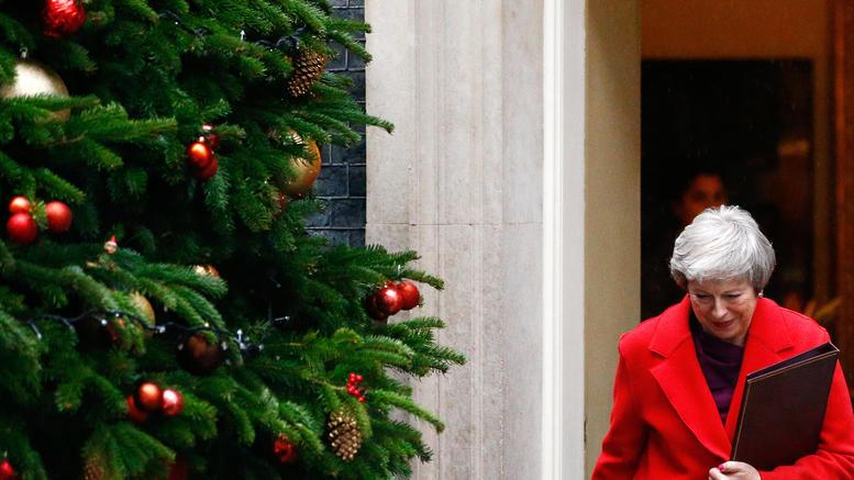 Hττα της Τερέζα Μέι στο βρετανικό κοινοβούλιο για το Brexit