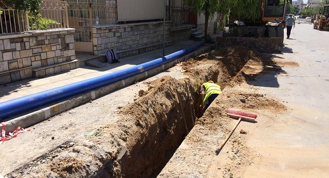 Ποινική ρήτρα για το έργο ύδρευσης ύψους 146.000€ από τη ΔΕΥΑΜΒ