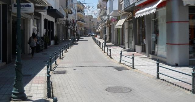 Υποβλήθηκε η πρόταση για το Open Mall Αλμυρού