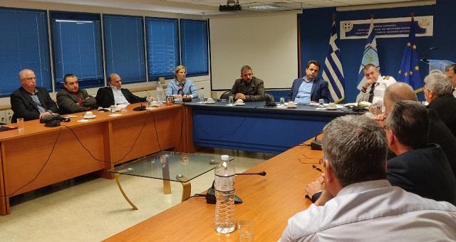 Σύσκεψη στο Υπ. Ναυτιλίας για τη βελτίωση της ακτοπλοϊκής σύνδεσης των Σποράδων