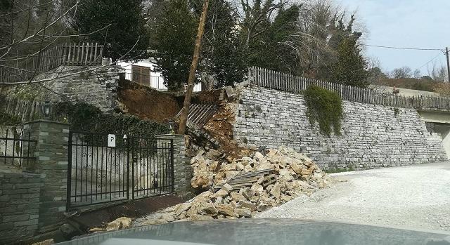 ΚΚΕ: Καμία αποκατάσταση και αποζημίωση 9 μήνες μετά τις πλημμύρες στην Ζαγορά
