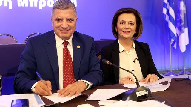 Σύμφωνο συνεργασίας για την Ισότητα των Φύλων στους Δήμους
