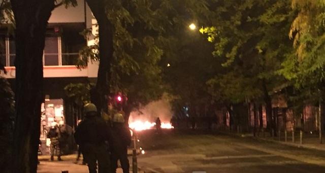 Νέος γύρος διαδηλώσεων για τον Αλέξη Γρηγορόπουλο [live]
