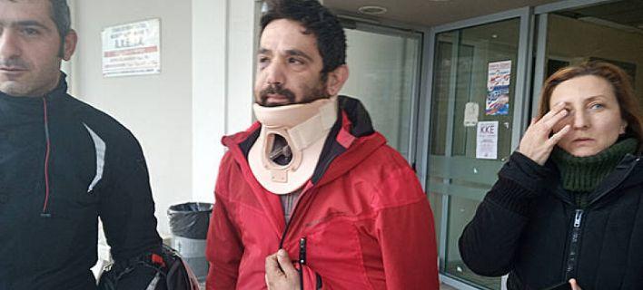 Θεσσαλονίκη: Εκδικάζεται σήμερα η υπόθεση ξυλοδαρμού του ντελιβερά από τον εργοδότη του
