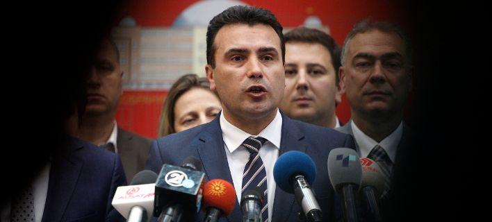Επιμένει ο Ζάεφ: «Είμαστε Μακεδόνες που μιλούν τη μακεδονική γλώσσα»