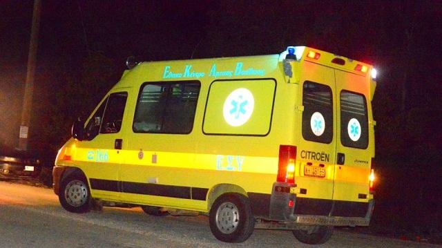 Θεσσαλονίκη: Νεαρή κοπέλα έπεσε από τον 5ο όροφο πολυκατοικίας