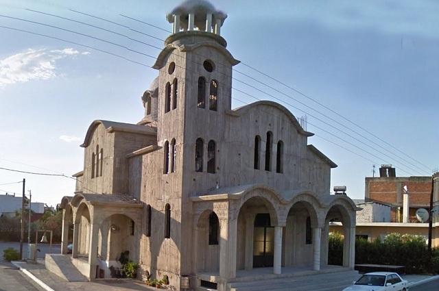 Πανηγυρίζει ο Ναός της Αγίας Αννης Βόλου