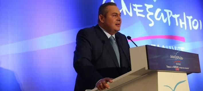 Καμμένος: Μετά τις δηλώσεις Ζάεφ έχει λήξει κάθε συζήτηση για επιβίωση της Συμφωνίας
