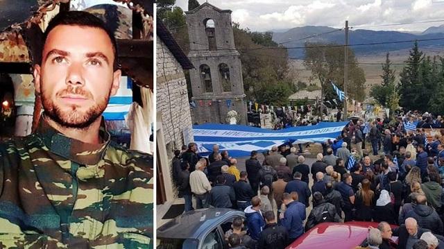 Μνημόσυνο Κατσίφα: Η Αλβανία κλείνει τα σύνορα σε συγγενείς και φίλους του Κωνσταντίνου