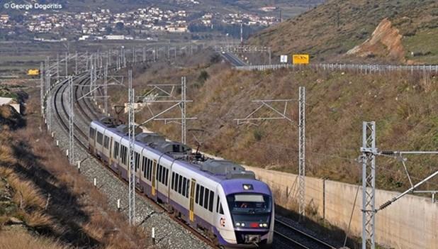 Στο ΕΣΠΑ η ηλεκτροκίνηση της γραμμής Λάρισα- Βόλος