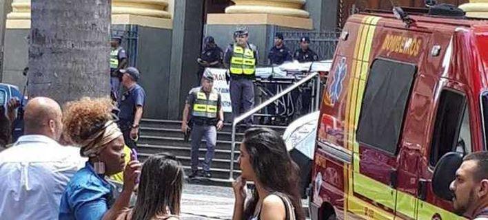 Μακελειό στη Βραζιλία: Ενοπλος άνοιξε πυρ σε εκκλησία, σκότωσε 4 και αυτοκτόνησε