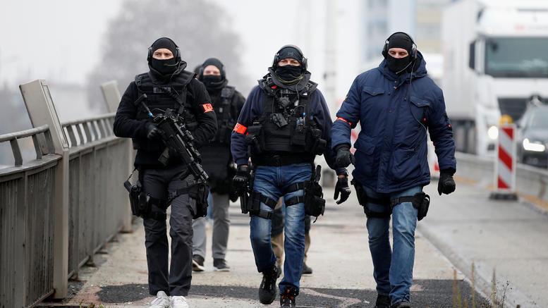 Συναγερμός σε Γερμανία-Ελβετία για τον δράστη του Στρασβούργου