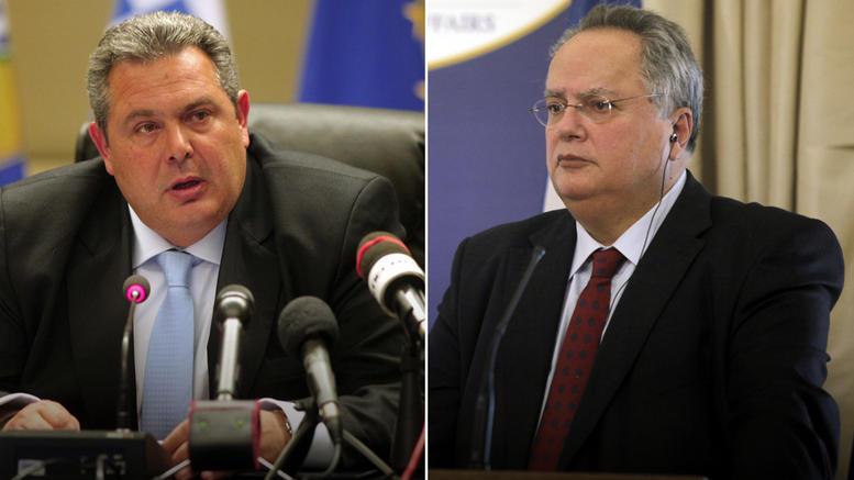 Καμμένος: Παραιτούμαι αν η συμφωνία περάσει από τα Σκόπια