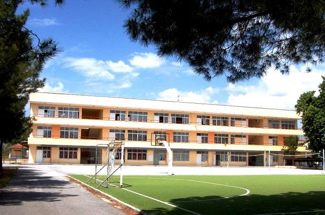 Σε νέο σχολικό περιβάλλον οι μαθητές του ΓΕΛ Αλμυρού