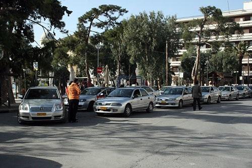 Μειωμένη 50% η κίνηση στα ταξί σε Βόλου -Ν. Ιωνία