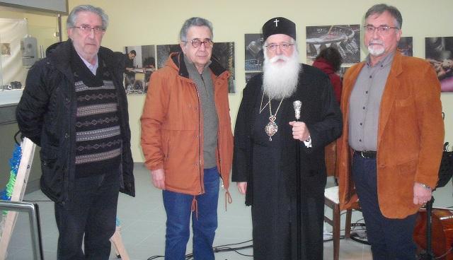 Ανταπόκριση της τοπικής κοινωνίας στην εκδήλωση για τους άμισθους κληρικούς