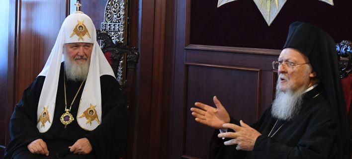 Βαρθολομαίος: Απαράδεκτη η απόφαση της Ρωσικής Εκκλησίας να διακόψει την θεία κοινωνία