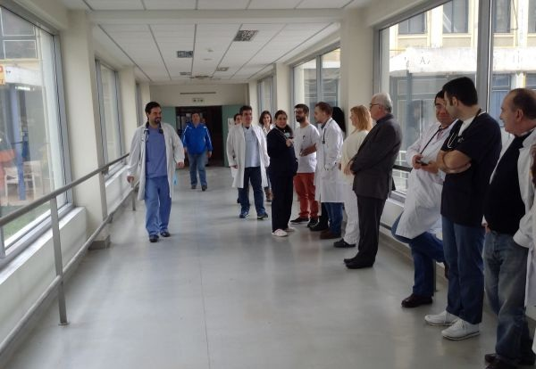 Ανάσα για νευραλγικά τμήματα του Νοσοκομείου Βόλου