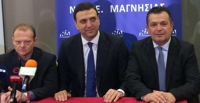 Β. Κικίλιας: «Υφάρπαξαν την ψήφο των Ελλήνων και τους κορόιδεψαν στη μούρη»