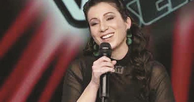 Πηλιορείτισσα στον τελικό του «Voice»