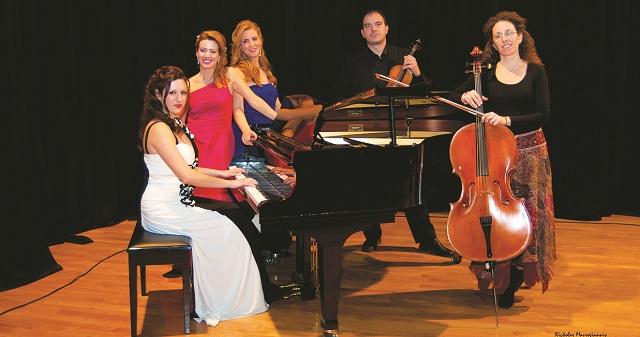 Συναυλία από το μουσικό σύνολο «Bel Canto»